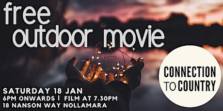 Free Community Movie Night tickets