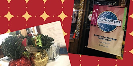 Open House Toastmasters Club : Quantico Stafford Happy Hour  tickets