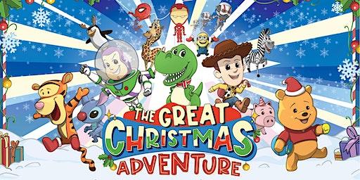[Kids Church @ North East] Christmas Adventure - Decorate Gingerbread Man!