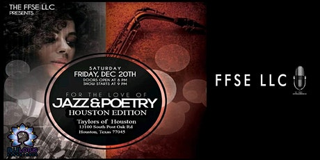 For the Love of Jazz and Poetry - Houston Edition tickets