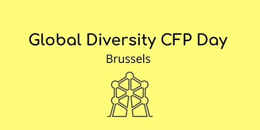 Global Diversity CFP Day   Brussels 2020
