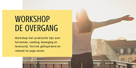 Workshop De Overgang tickets