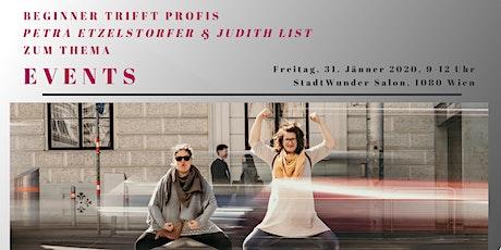 "Business Mom Treffen - ""EVENTS"" - mit Petra Etzelstorfer & Judith List Tickets"