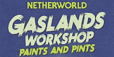 Gaslands Workshop - Paints & Pints tickets