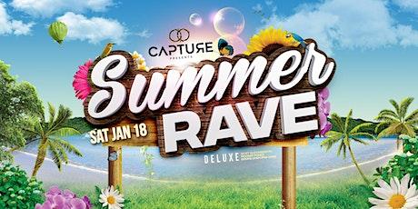 Capture • Summer Rave tickets