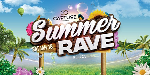 Capture • Summer Rave