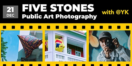 Public Art Photography with @YK tickets
