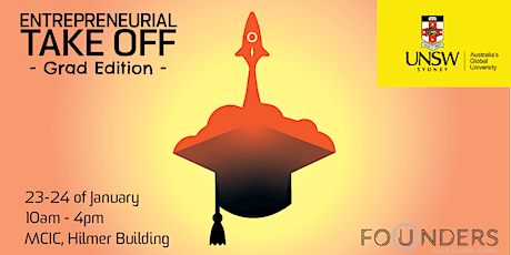 ENTREPRENEURIAL TAKE OFF - GRAD EDITION tickets