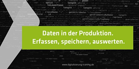 Daten in der Produktion Tickets