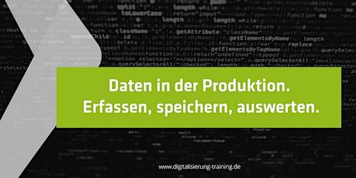 Daten in der Produktion