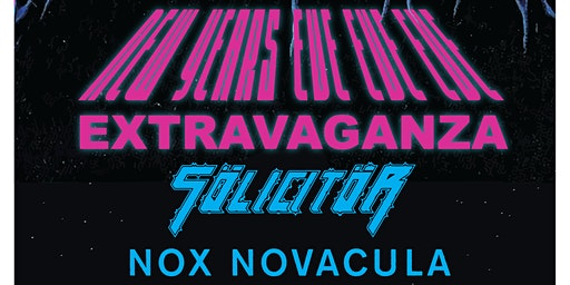 SOLICITOR / NOX NOVACULA / FUCKED AND BOUND