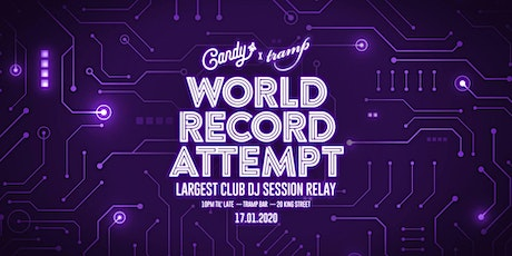 Tramp & Candy: World Record Attempt tickets