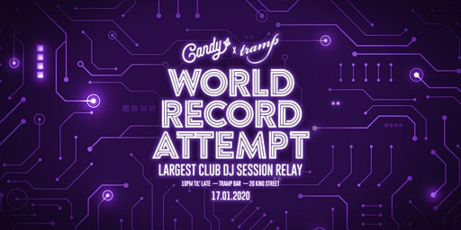 Tramp & Candy: World Record Attempt