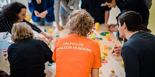 Lille / atelier de sensibilisation sur le monde de la rue (avec Emmaüs connect)