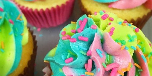 Clever Cupcakes - Junior Decorating Workshop (10yrs +)