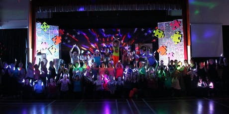 Christmas Clubbercise Tamworth 7pm tickets