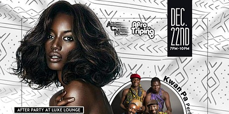 AfroBean | All White Accra Experience tickets