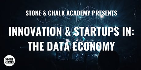 INNOVATION & STARTUPS IN: THE DATA ECONOMY tickets