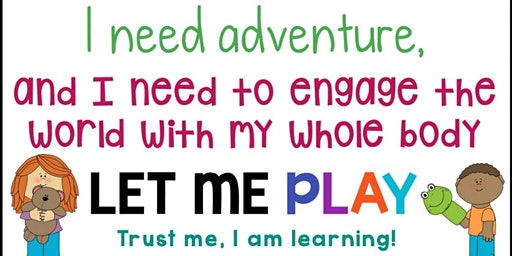 Happy Weekend - Joy Of Learning Through Play @ NKG