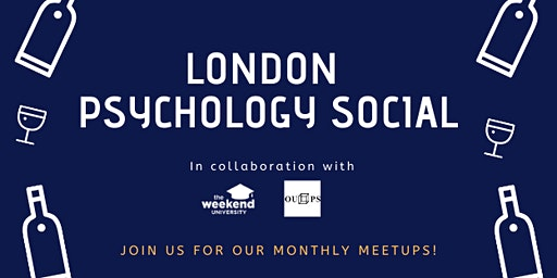 Psychology, Neuroscience and Mental Health - Free Social Meetup