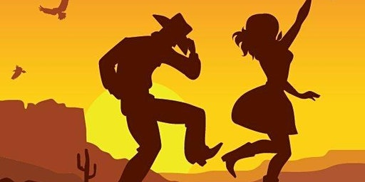 Fun Country Western Themed Evening of Social Dancing! Group Class & Social Dancing Party!