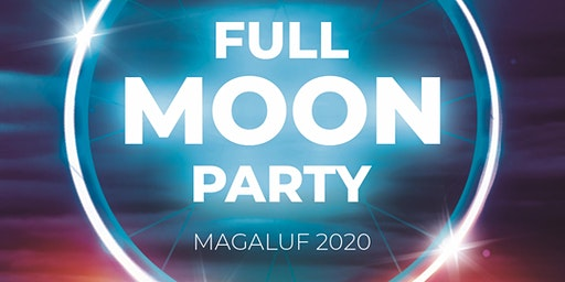 Magaluf Full Moon Party 2020