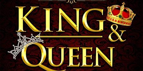 King & Queen Dinner tickets
