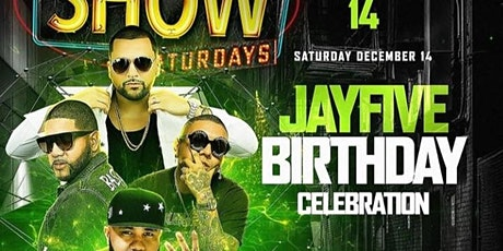 Latin Saturdays Jayfive Birthday DJ Prostyle Live At Amadeus Nightclub tickets