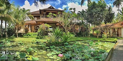 Yoga, Meditation Retreat-Bali. Reconnect to Inner