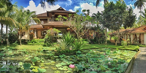 Yoga & Meditation Retreat in Bali. Inner Peace