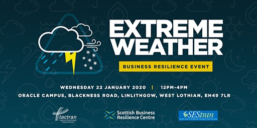 Extreme Weather Business Resilience Event
