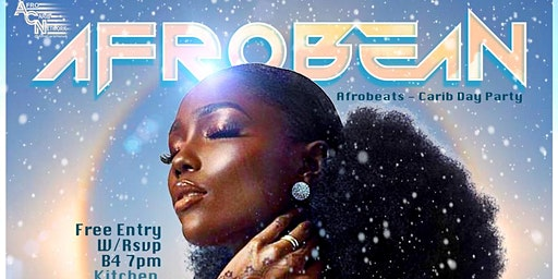 AfroBean | Afrobeats - Carib Day Party | FREE W/ RSVP