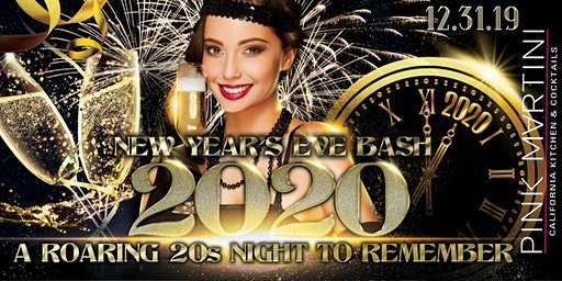 Roaring into the 20´s New Year´s Eve Bash