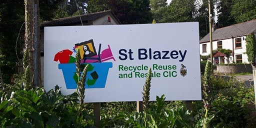 Geographers and Human Scientists go to St Blazey!