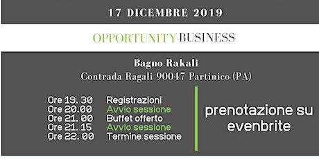 Opportunity Business biglietti