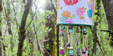 Recycled wind chimes tickets