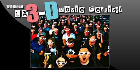 16th Annual LA 3-D Movie Festival: Tuschinski  Dream tickets
