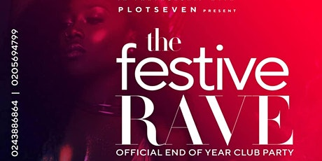 Festive Rave tickets