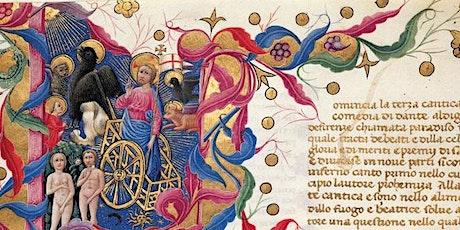 Per le note di questa Comedìa : i manoscritti del XV secolo biglietti