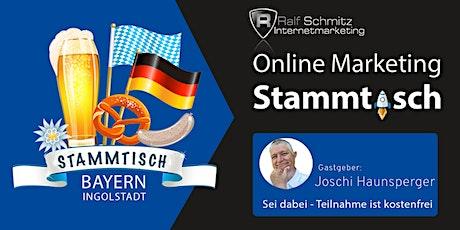 Onlinemarketing-Stammtisch Ingolstadt / Bayern Tickets