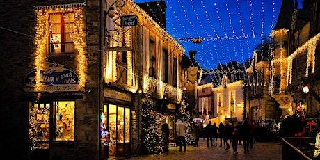 ESCAPADE - Les illuminations de Noël de Rochefort-en-Terre billets