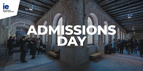 Admission Day & Test: Bachelor Programs - Brussels tickets