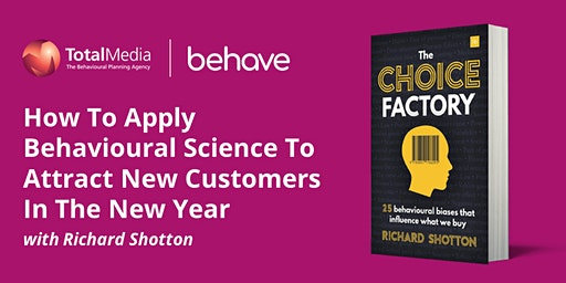How To Apply Behavioural Science To Attract New Customers In The New Year