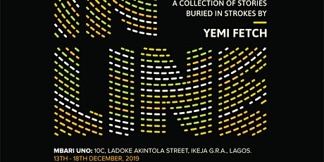 IN-LINE: A Lettering Exhibition by Yemi Fetch tickets