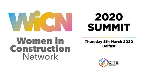 Women in Construction NI Summit 2020 tickets