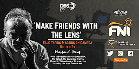 Make Friends with the Lens with Morgan C. Jones tickets