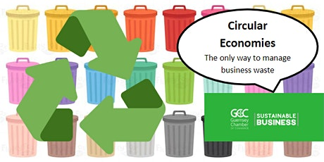 Lunch 'n' Learn: Circular Economies: The only way to manage business waste tickets