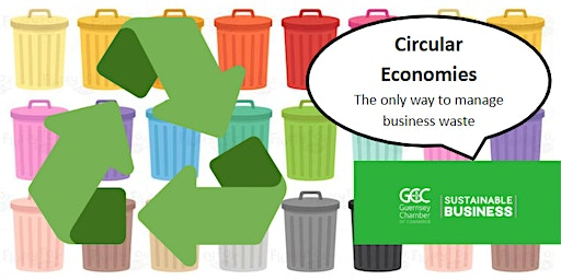 Lunch 'n' Learn: Circular Economies: The only way to manage business waste