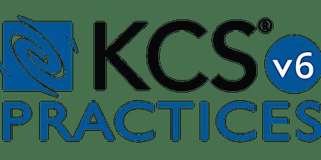 KCS® v6 Practices Workshop - Thurs. to Fri. Apr 30-May 1 '20 WELLINGTON NZ tickets