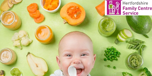 Introduction to Solid Foods (Letchworth)